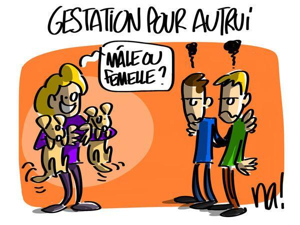 Geneviève de Fontenay propose le Gayriage, au lieu du «mariage gay