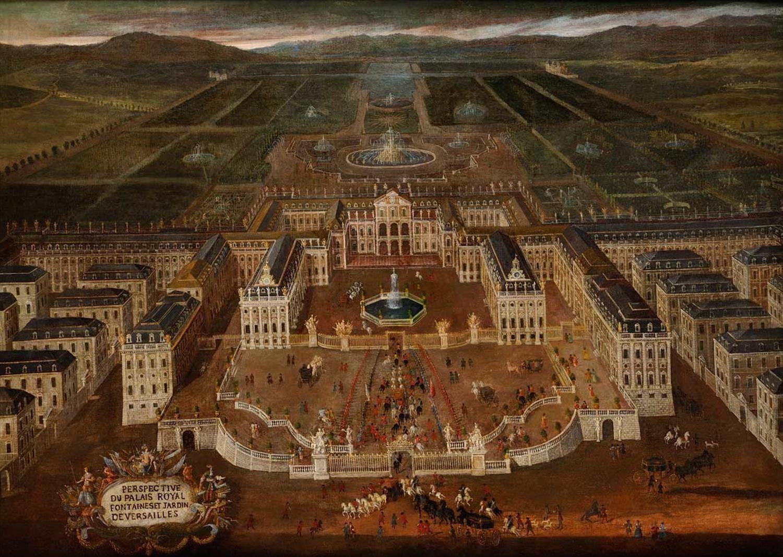 1 ) Jean-Michel Apathie, homme de ressentiment. 2, 3 et 4 ) Trois aspects du Palais de Versailles. Détruire Versailles. Certains ( on devine à qui je pense ) n'y avait pas encore pensé. Apathie lance le challenge.