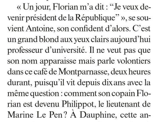 Le retrait de François Hollande fait-il l'affaire de Marine Le Pen ? ( Toutes les cartes sont rebattues ).