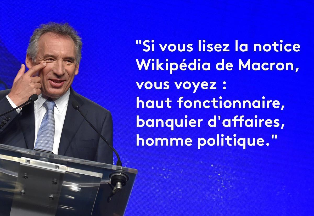 Bayrou rallie Macron : Le crépuscule du président du MODEM, et un mauvais coup porté à la France.