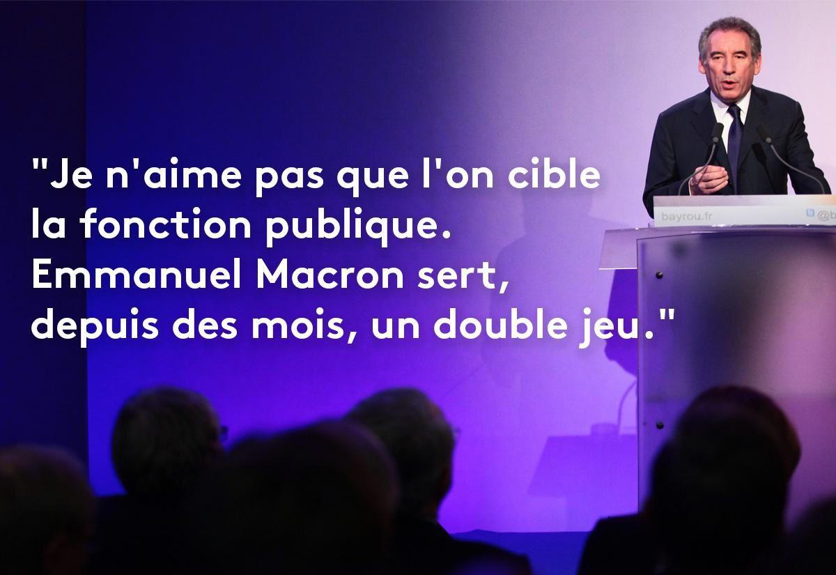 Les perles de Macron .