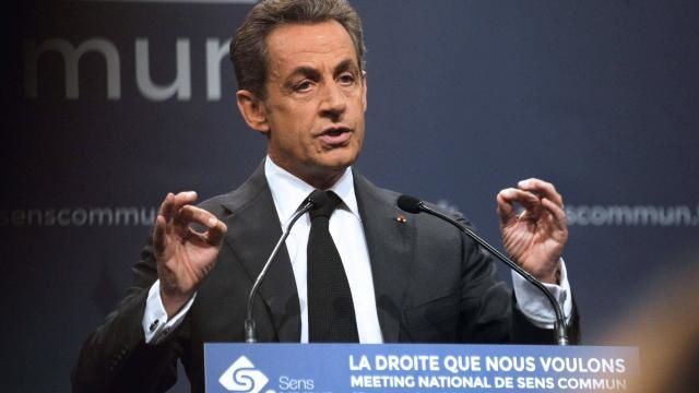 Sarkozy charge la « justice médiatique ».