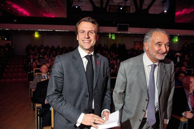 Quand Jacques Attali bavasse sur LCI en faveur de Macron.