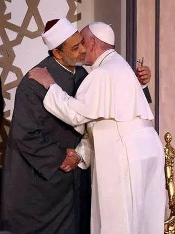 Lettre ouverte d'Hélios d'Alexandrie au Pape François