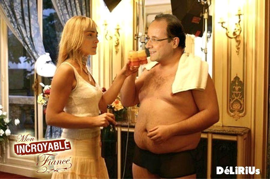 Effet de la mode porcine : Quand Macron s'en mêle, Hollande s'emmêle !