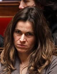 1 ) Sonia Krimi. 2 ) Aurélie Philippetti.