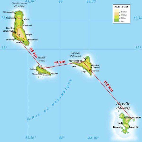 À Mayotte, Wauquiez veut ouvrir un débat sur le droit du sol.
