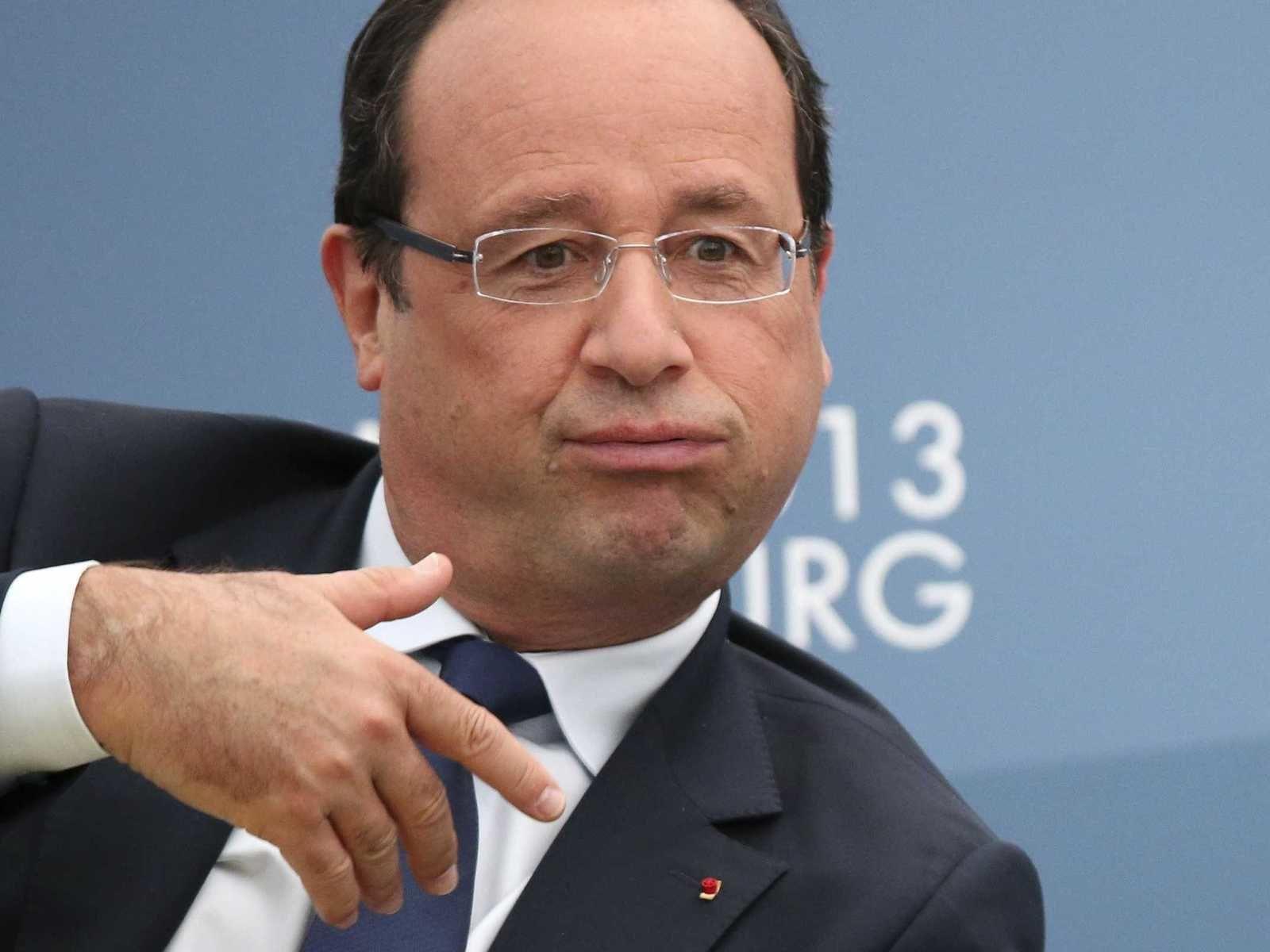 Hollande, lisse jusqu'à la lie...