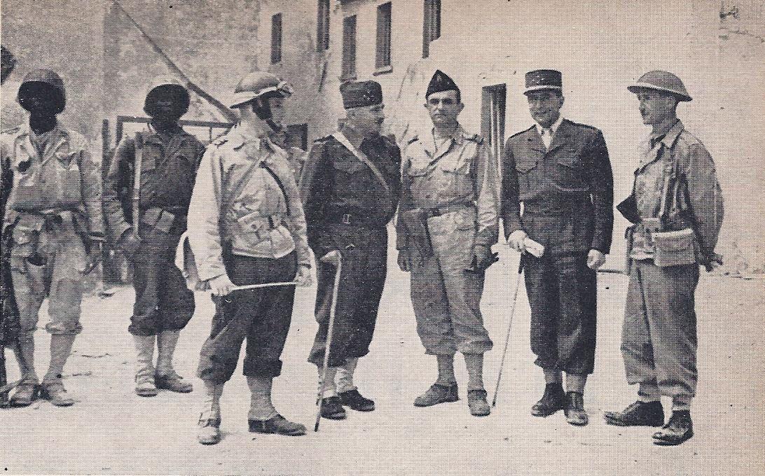 Quand notre ami Paul Gresse écrivait au Scrutateur pour évoquer le rôle important des troupes coloniales dans la libération de la France en 1944/ 45.