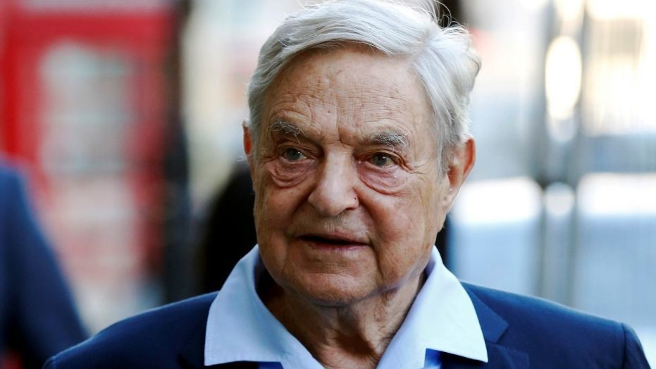 Georges Soros, ses pompes, ses oeuvres.