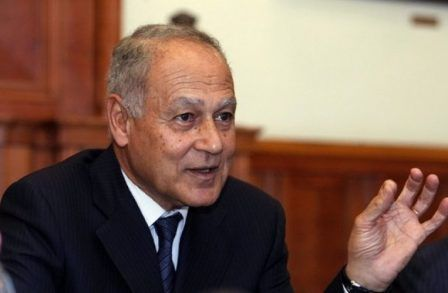 Ahmed Aboul Gheit, le président de la Ligue arabe