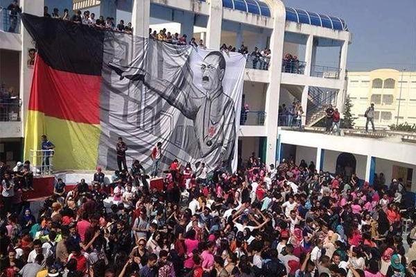 Hommages à Hitler et à Daech dans des lycées tunisiens.