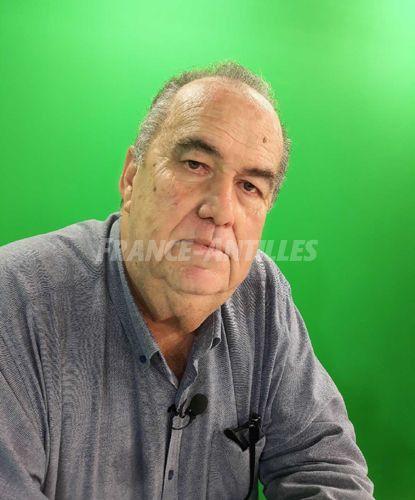 Guadeloupe: Philippe Chaulet et le changement de statut.