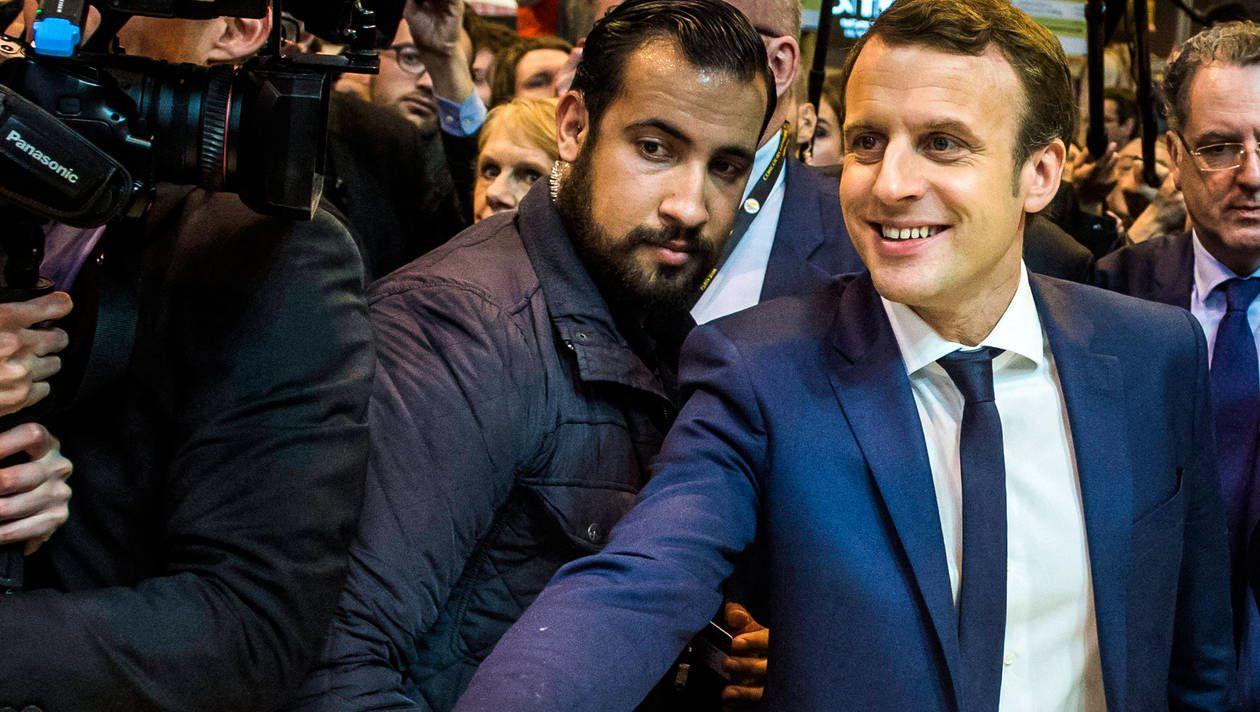 Feuilleton: Benalla/Macron, ou l'éjouissance  du peuple.