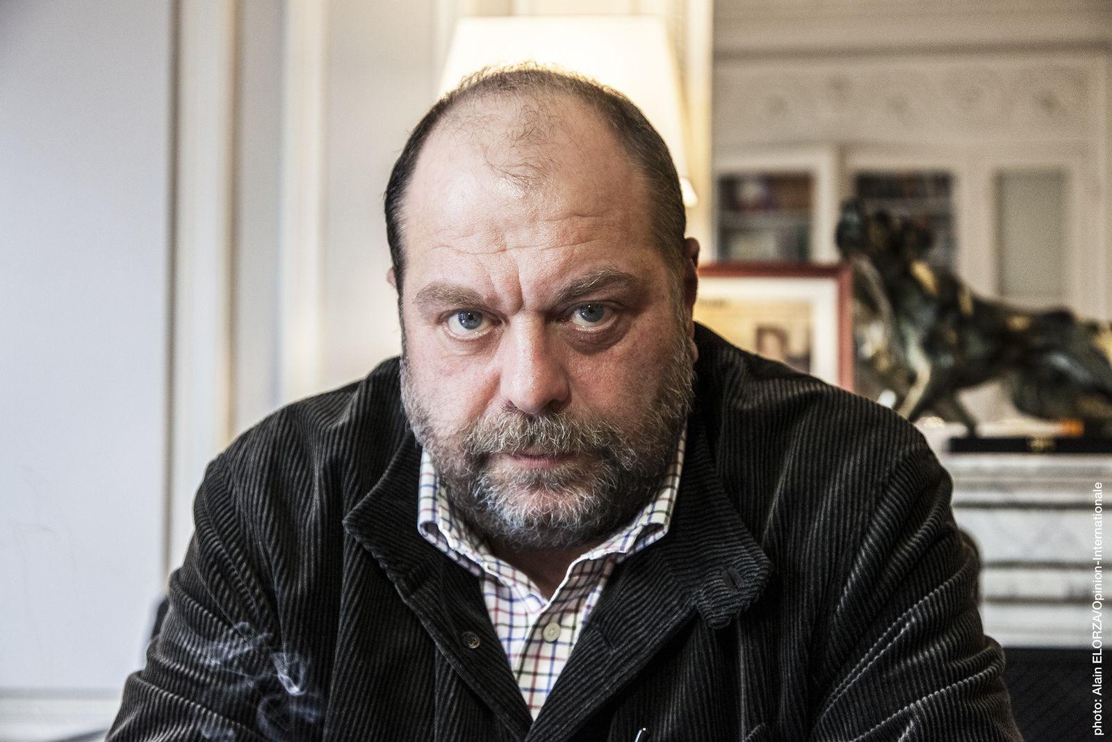 Eric Dupond-Morreti.