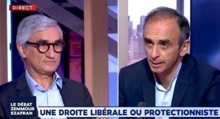 Au sommet de sa forme, Zemmour a démonté Szafran: comprendre le débat droite-gauche en France après les élections européennes.