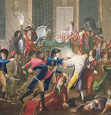 1 ) Le cynique ERDOGAN. 2) Le gendarme Merda tirant sur Robespierre.