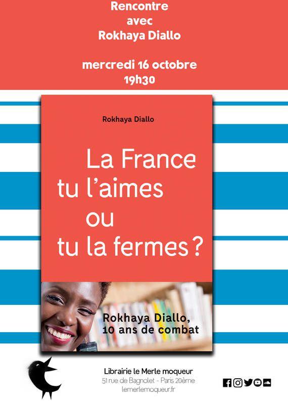 1 ) Mohamed Louisi. 2, 3 et 4 ) Rhokaya Diallo, la passionaria d'une France morte.