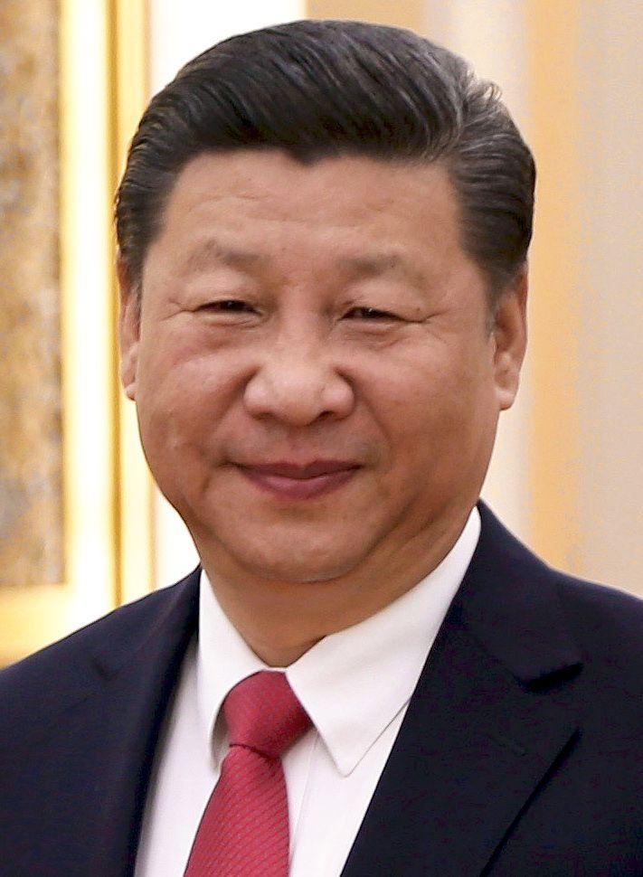 """1) le souride placide de ce bon M. XI-PING qui rappelle celui de Joseph Staline """"l'homme que nous aimons le plus"""" comme disait Louis Aragon. 2) Chug-Kuo ! 3) Un profond livre d'histoire de M. Alain Peyreffitte."""