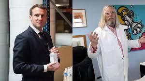 Ce 09 mars, à Marseille E.Macron s'entretiendra avec le professeur Raout.