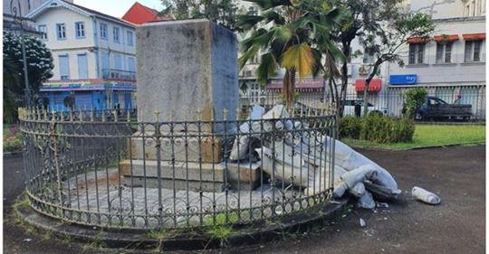 Shoelcher, Martinique : Retour sur sur une profanation.