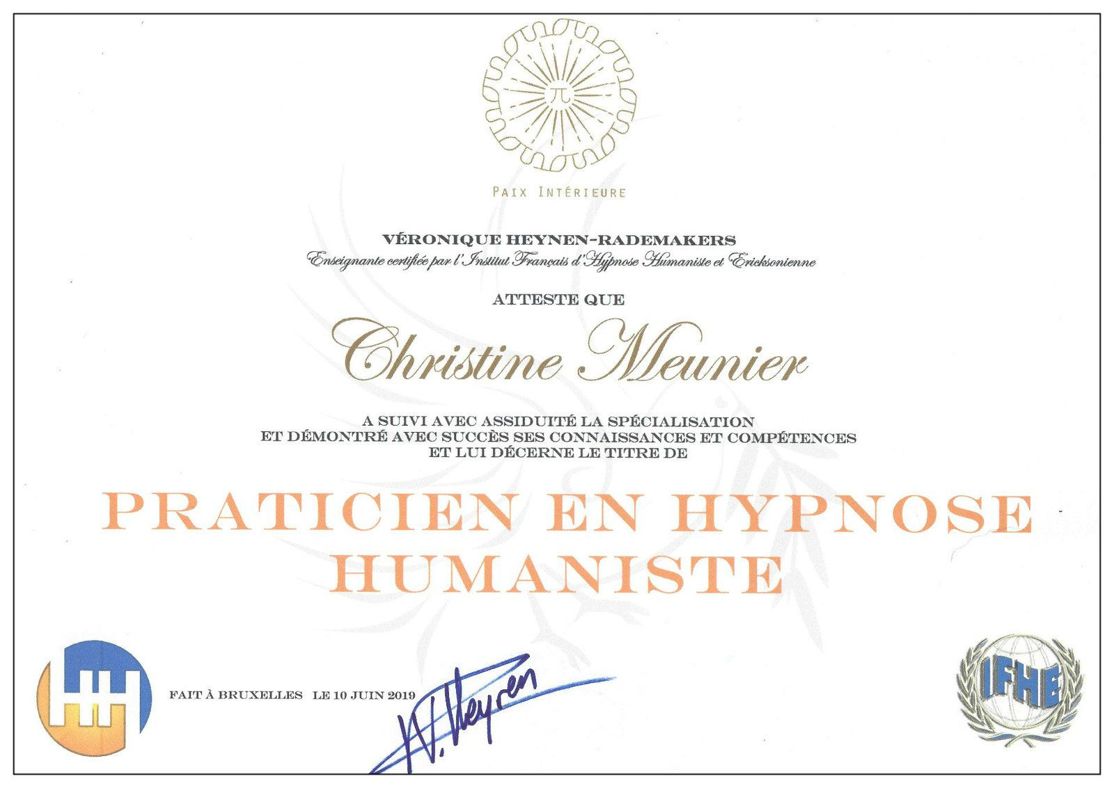 88 - Hypnose Humaniste