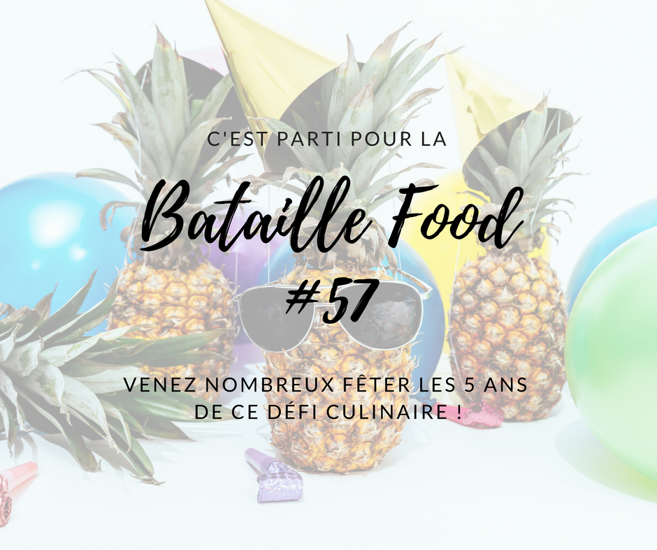 Illustration Bataille Food #57
