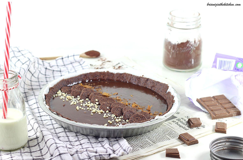 Tarte au Chocolat Milka