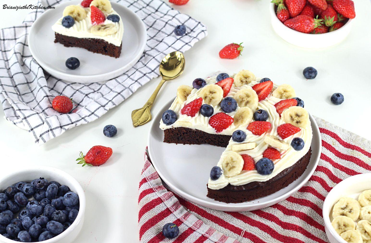 Gâteau Choco Cocorico {Recette Express}