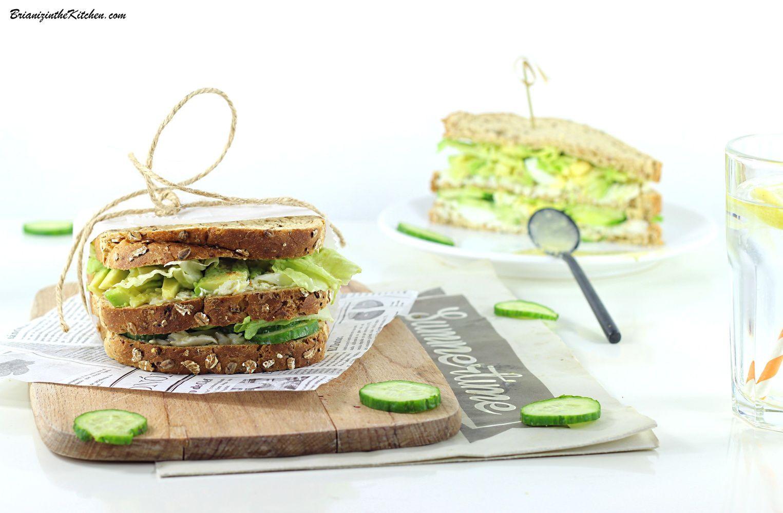 Club Sandwich de la Mer {à L'Eglefin}