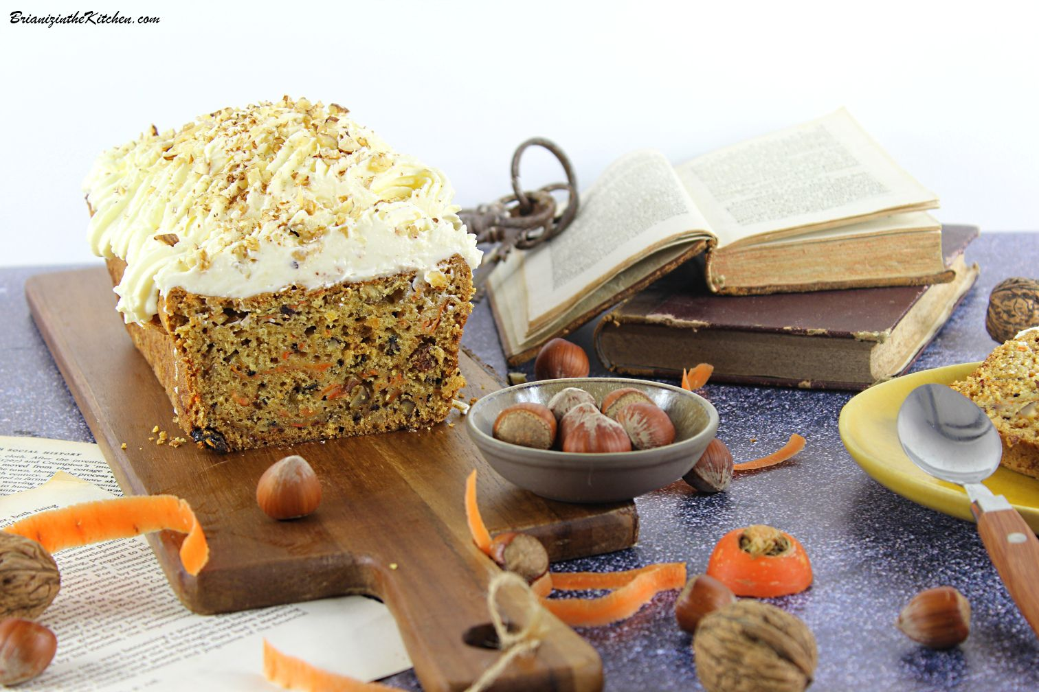 Le Carrot Cake comme aux States !