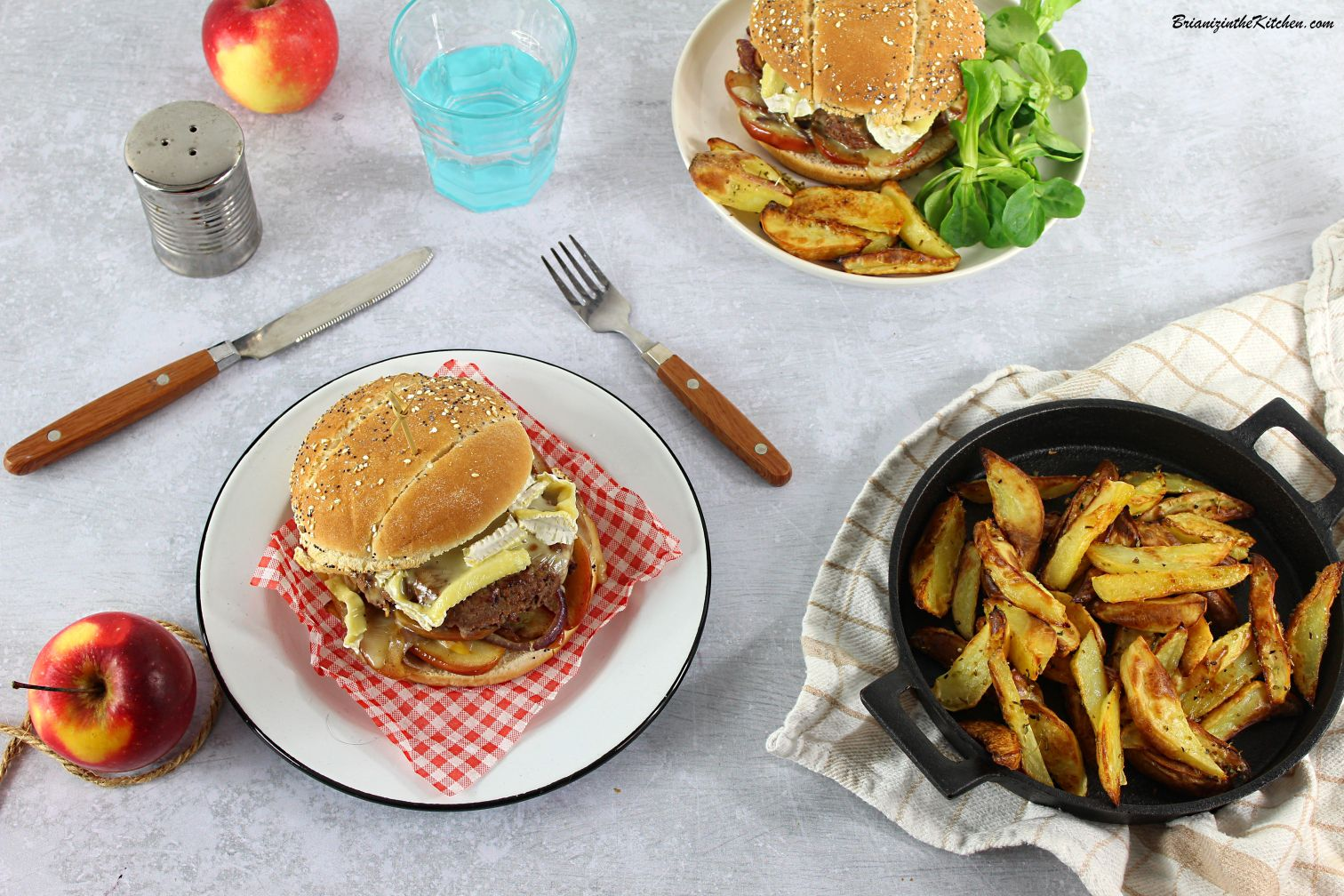 Burger Made in Normandy