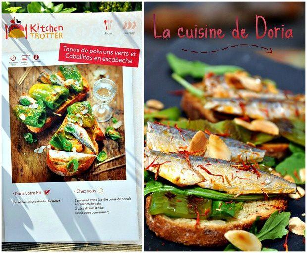 Votre menu Espagnol...
