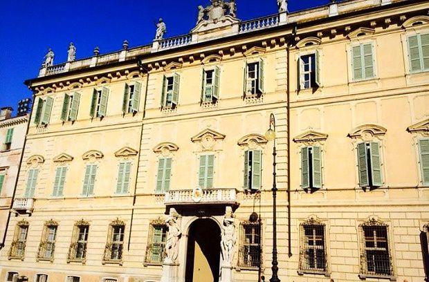 Doriane en Italie (3)... Mantova