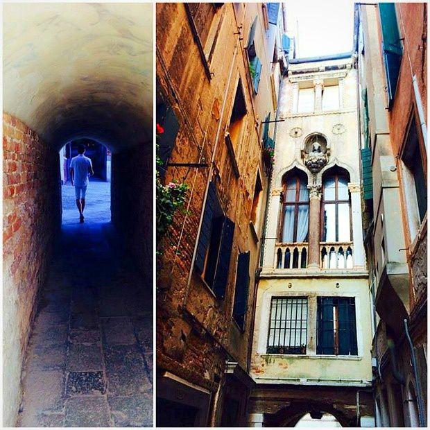 Doriane en Italie (4)... Venise