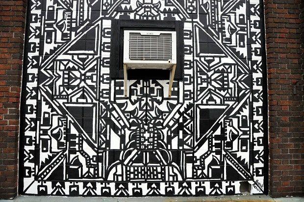 Doria aux Etats-Unis (8)...Street Art sur Lafayette