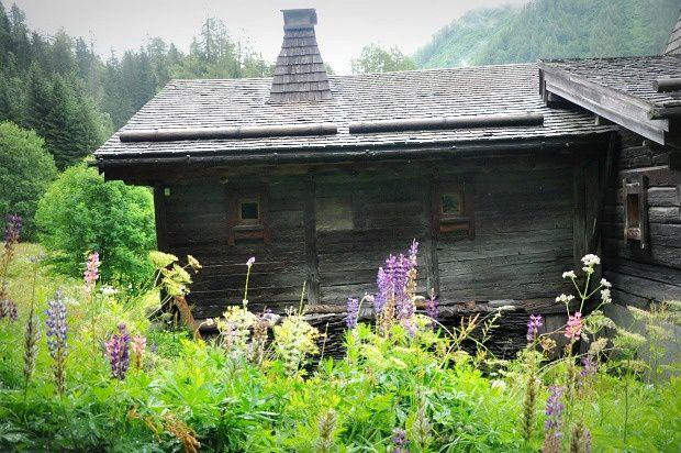 Chamonix 2014 (7) ... Chemin des Diligences