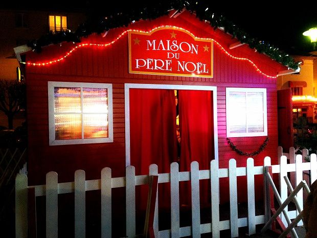 Illuminations de Noël à Meaux