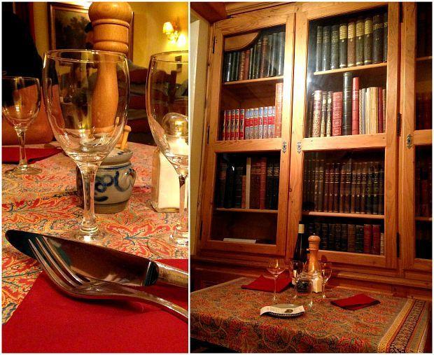 """Strasbourg 2015 (10)... Restaurant """"Chez Yvonne"""""""