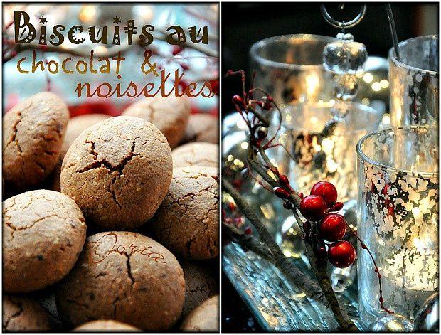 Quelques biscuits pour Noël...