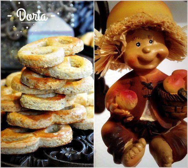 Biscuits Bretzel à l'anis