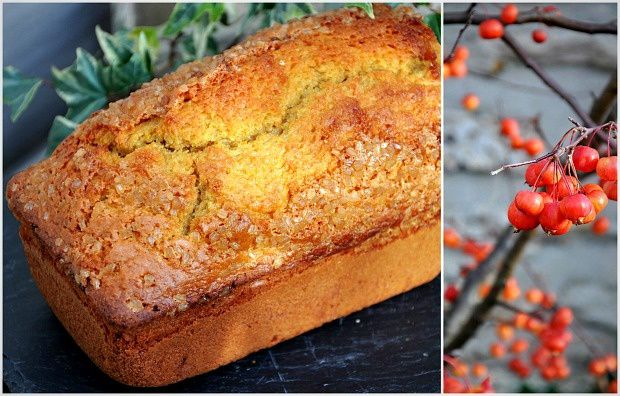 Cake aux agrumes et fromage blanc