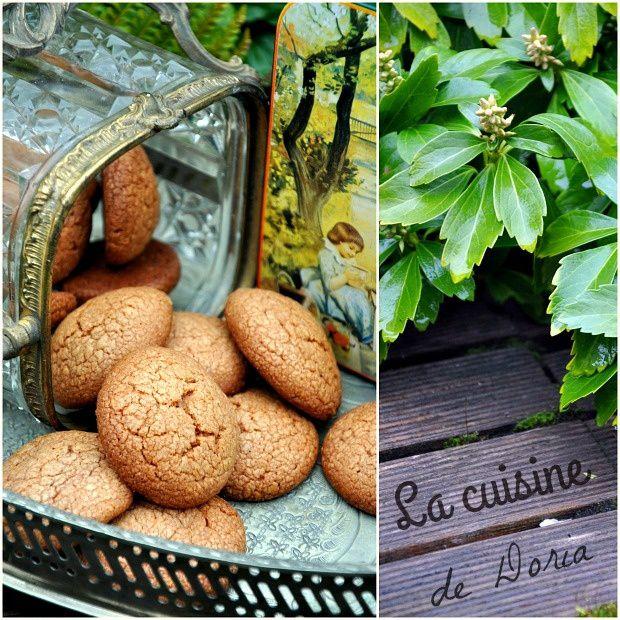 Cookies au chocolat et beurre de cacahuètes