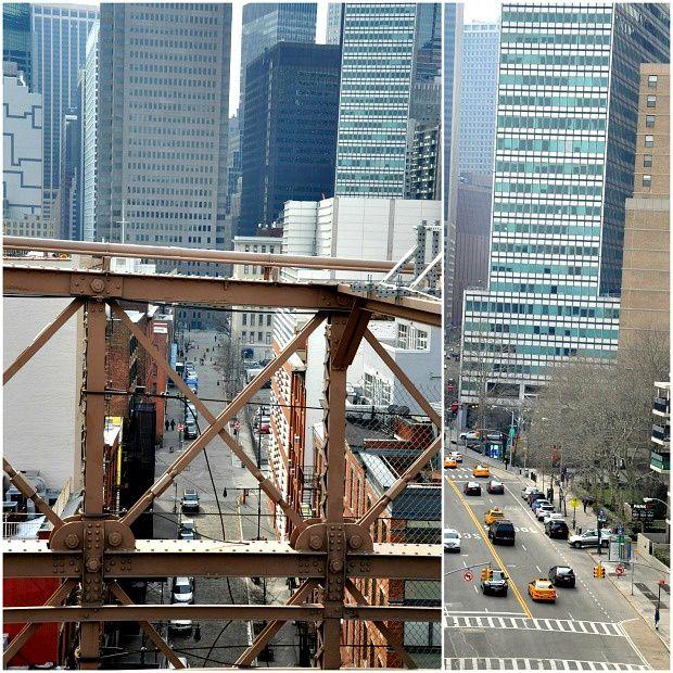 New-York (2)... Pont de Brooklyn Bridge