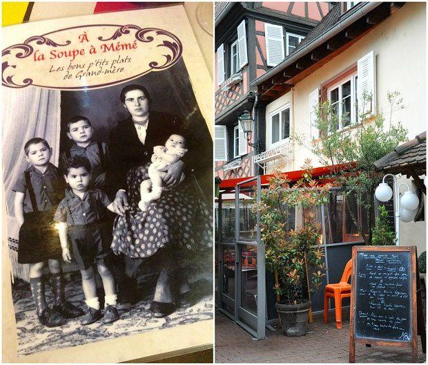 Obernai (3)... La soupe à Mémé