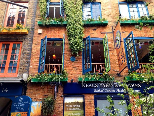 Angleterre 2016 (5)...Londres, Neal's Yard