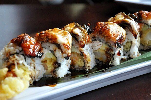 Doria aux Etats-Unis dans l'Oregon (2016 - 17)... Restaurant Shogun