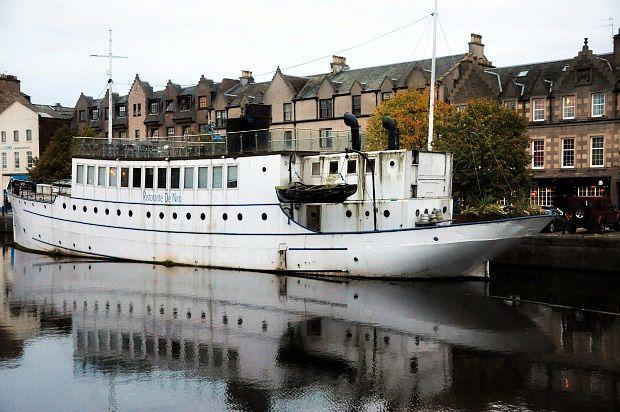 Doria en Ecosse (5)... Edimbourg (4)