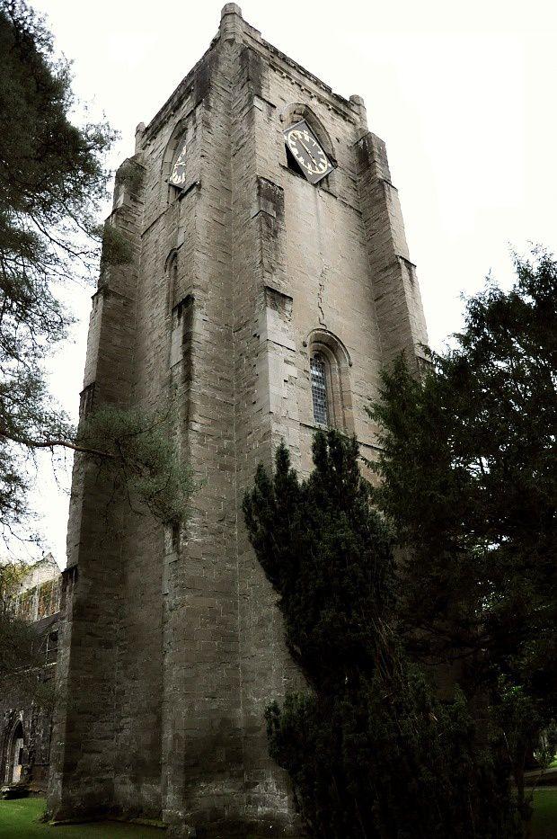 Doria en Ecosse (10)... Cathédrale de Dunkeld