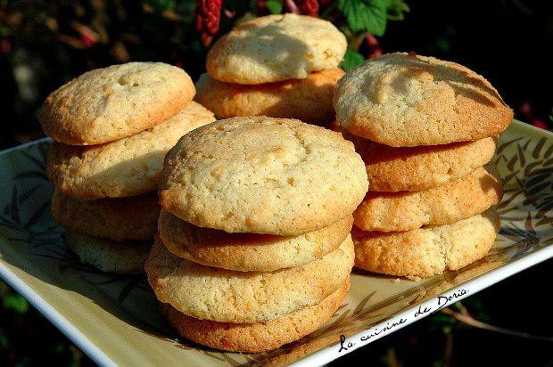 Cookies à la banane et amande
